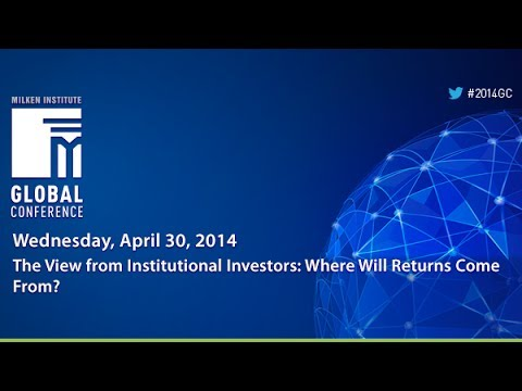 The View from Institutional Investors: Where Will Returns Come From?