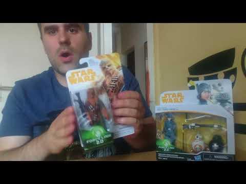 Heti videó : 01# Star Wars Solo figurák részletesen 1.rész