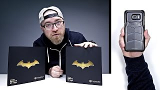 Batman S7 Edge Unboxing & Giveaway!