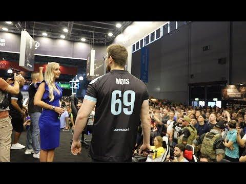 Farid Bang Mois & Kollegah auf Gamescom | JBG Gaming eine neue Ära