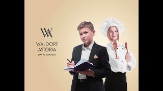 Little Hotelier at Waldorf Astoria Ras Al Khaimah