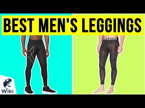 10 Best Men's Leggings 2020