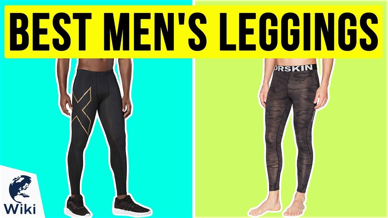Top 10 Men S Leggings Of 2020 Video Review