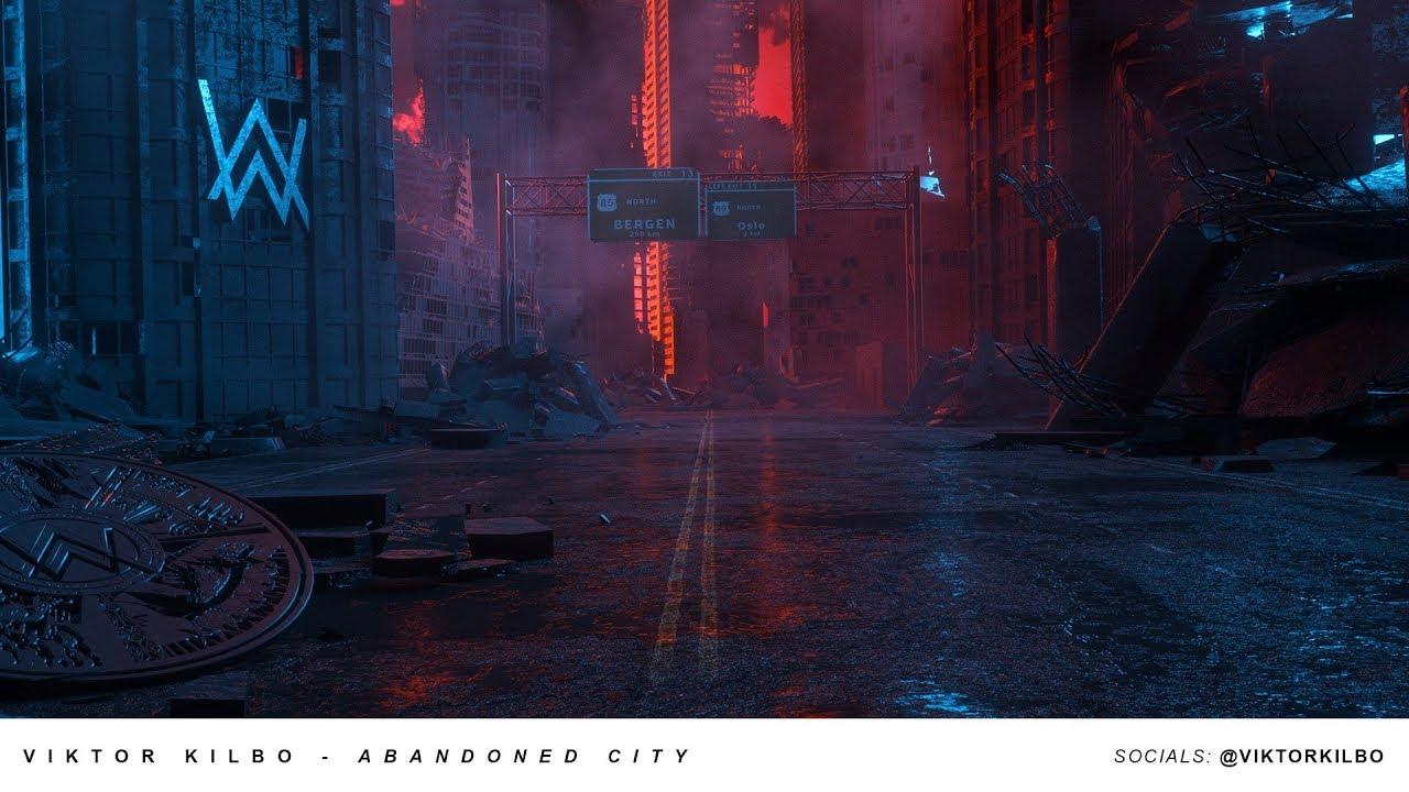 ABANDONED CITY - Cinema 4D Breakdown