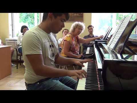 03.08.2017 Irakli Goginashvili. II-nd International Summer School, Moscow
