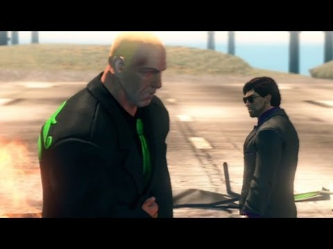 Saints Row: The Third - Killbane Boss Fight - Walkthrough -