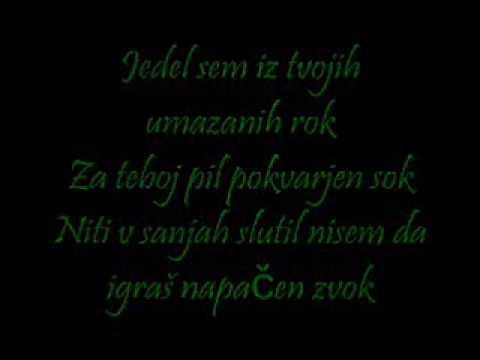 Game Over - naj vedo + lyrics