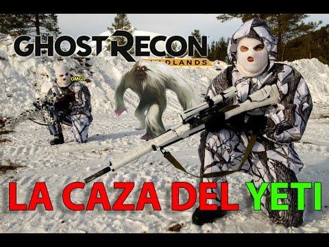 """GHOST RECON WILDLANDS - COMO ENCONTRAR AL """"YETI"""" FRANCOTIRADOR - 100% REAL"""
