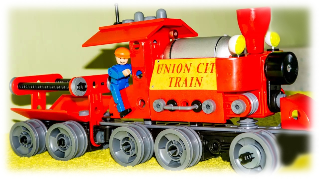 Video For Children Contains 207 Toy Train Designer