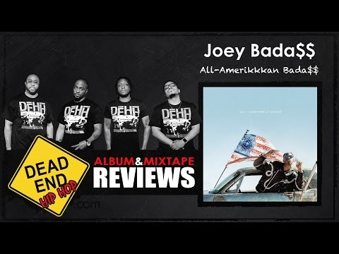 Joey Bada$$  AllAmerikkkan Bada$$ Album Review  DEHH