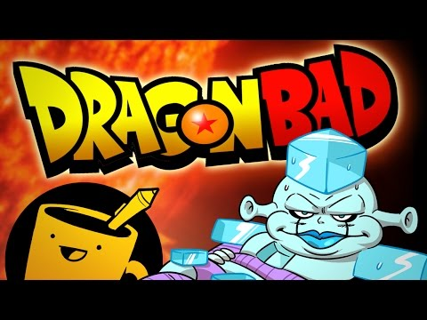 We Draw Knockoff Dragon Ball Characters