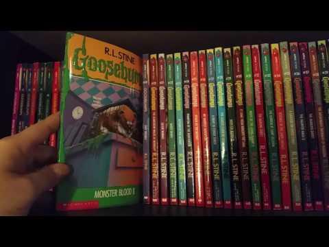 Goosebumps Original Series 1-62 Books Review