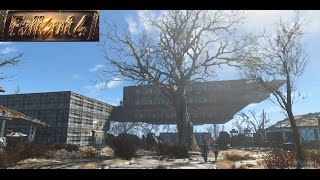Fallout 4 Дворец Содружества в Сенкчуари