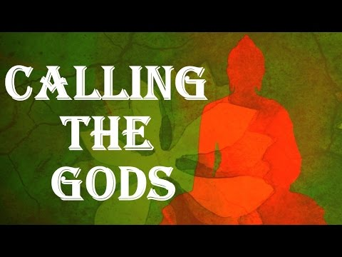 CALLING THE GODS : EXTREMELY POWERFUL FLUTE MEDITATION