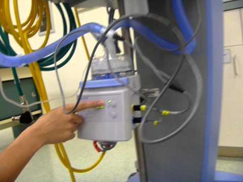 Wet Circuit Ventilator 2 Youtube