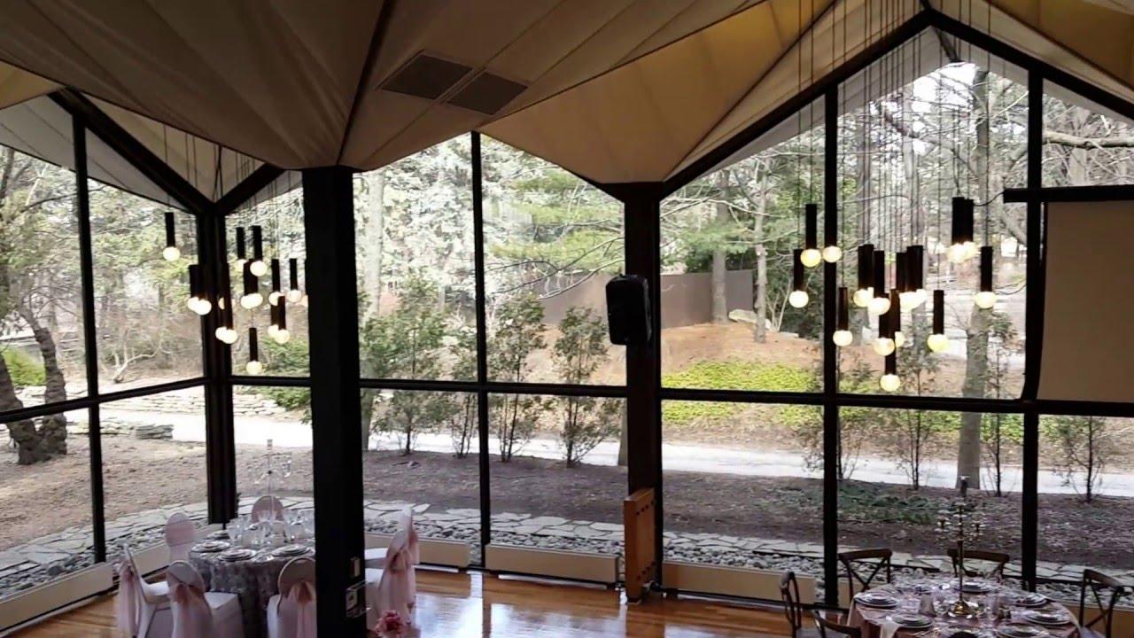 La Toundra Parc Jean Drapeau Montreal Virtual Tour Wedding Venue Ceremony Grand Prix F1