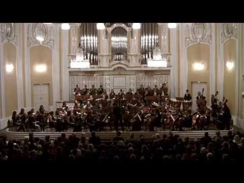 Tschaikowsky 5. Sinfonie - Sinfonieorchester des Musikgymnasiums Salzburg;  Leitung: Markus Obereder