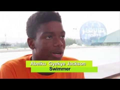 Ghanaian Abeiku Jackson Hopes To Compete With Michael Phelps At Rio 2016