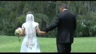 Wedding at Leu Gardens Winter Park FL Post Ceremony