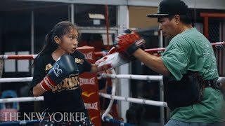 A 12-Year-Old Boxing Champion and Her Road to Olympic Gold | The New Yorker Documentary