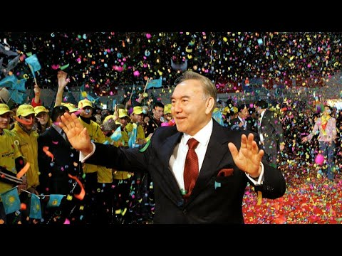 Kazakhstan leader Nazarbayev steps down after three decades in power