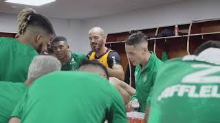 La première joie des Verts saison 2019-2020 !