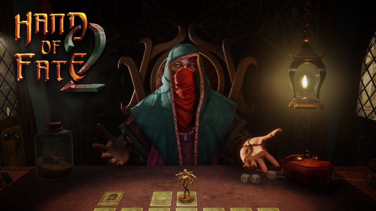 HAND OF FATE 2 FIRST