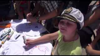 День защиты детей в Котельниково(В День защиты детей в центральном парке культуры и отдыха Котельниково для ребятни были организованы творч..., 2013-06-02T17:31:18.000Z)