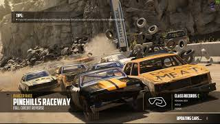 Wreckfest PC Gameplay 1080p 60fps