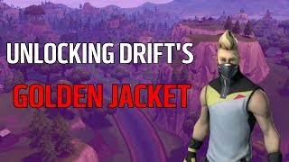 UNLOCKING DRIFT'S JACKET | Gamer Plays Fortnite Ep 11