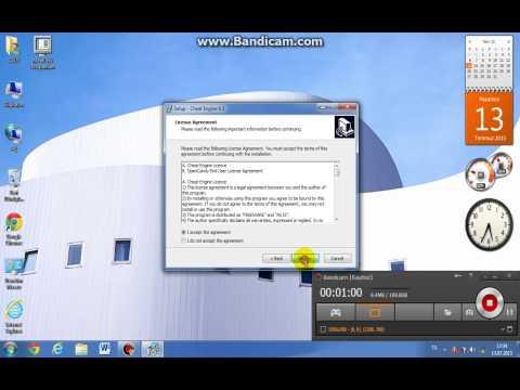 Cheat Engine 6.3 Indir Ve Kur