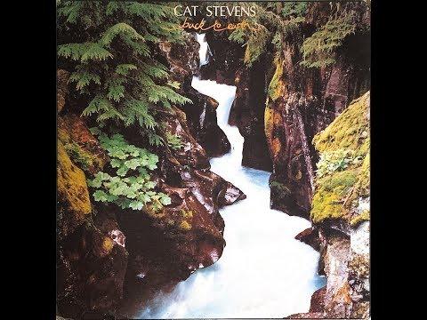 Cat Stevens - Back To Earth - Vinyl Rip