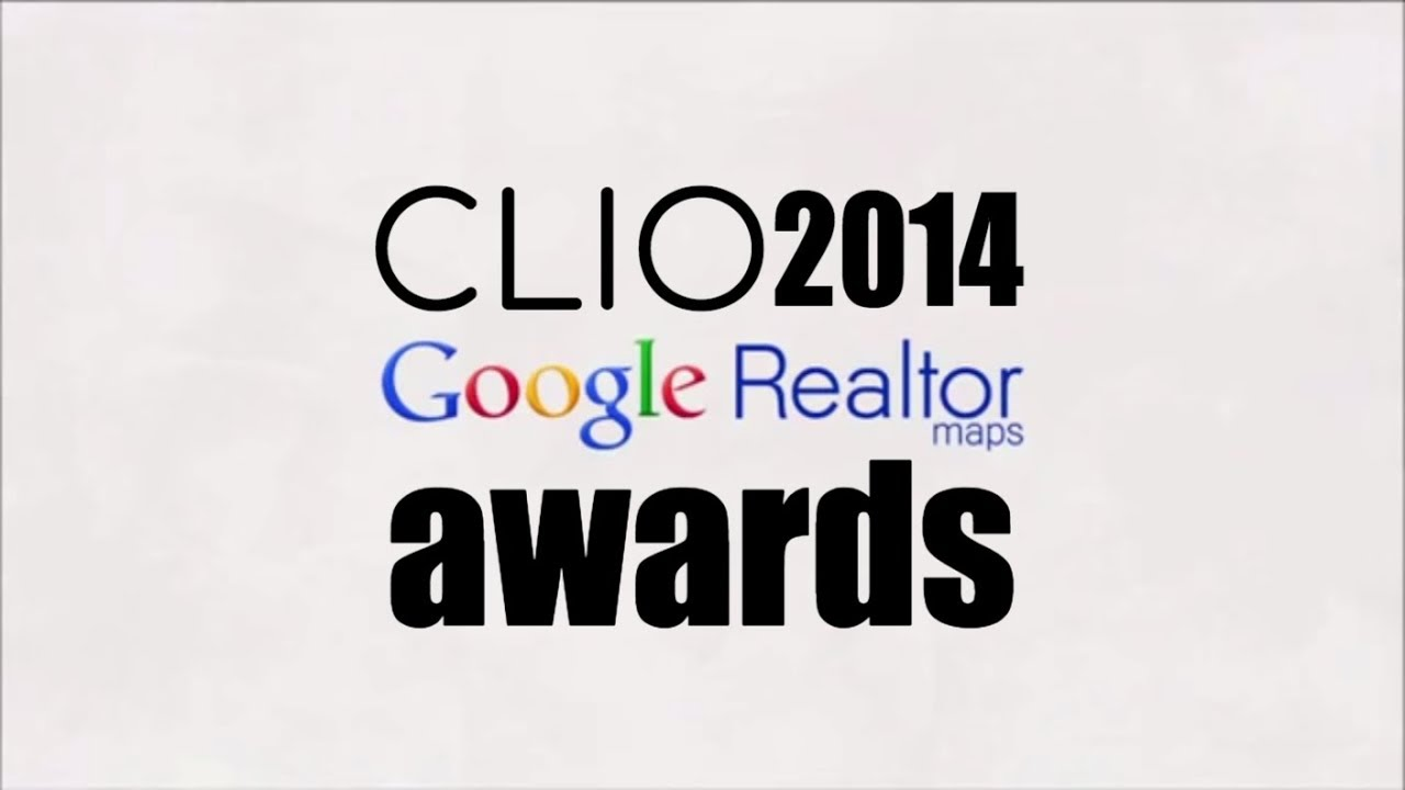 CLIO Awards 2014 Google Realtor Miami Ad School of