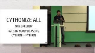 Андрей Светлов (Python Core Developer) - Оптимизация производительности при помощи Cython