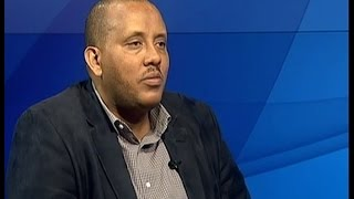 #EBC interview with Ethiopian Government Communication Affairs Office Minister on current affairs.