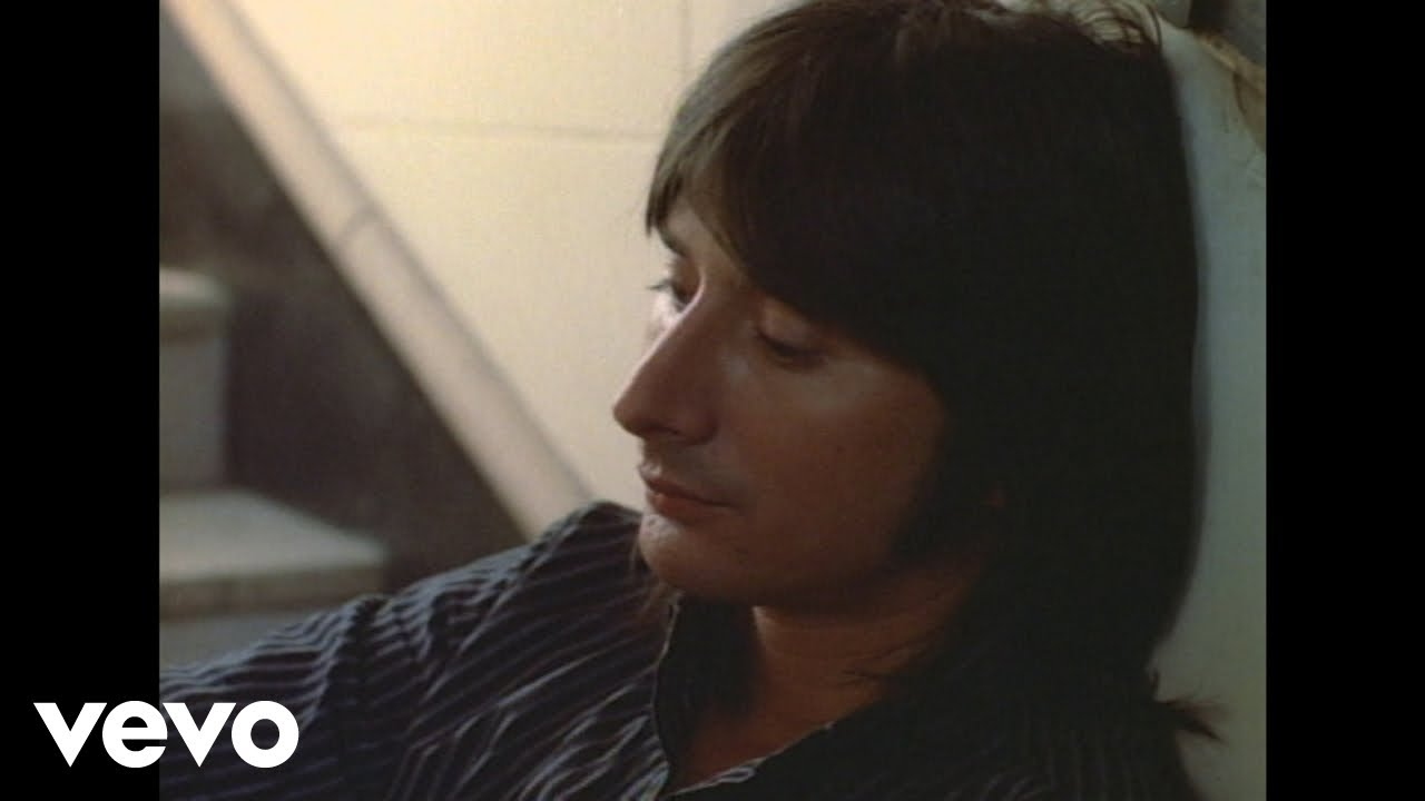 Steve Perry - Oh Sherrie (Official Video)
