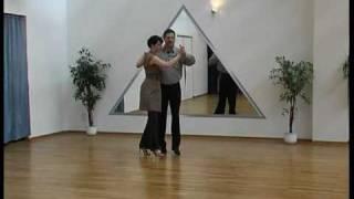 Tanzkurs per DVD V - Gold - Langsamer Walzer gesamte Folge