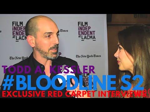 Todd Kessler ed at the S2 Screening of Bloodline on Netflix LACMA Bloodline Netflix
