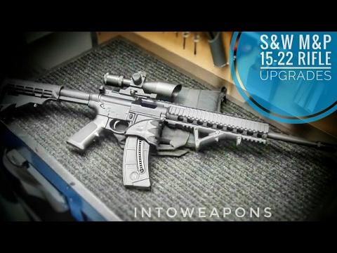 M P 15 22 Accessories Upgrades