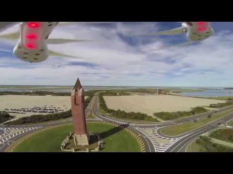 Jones Beach Drone Footage 2014