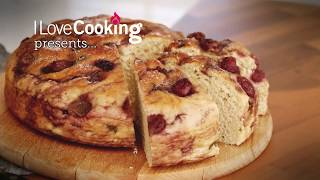 Chef Recipe Series: Catherine Fulvio's  Red Wine & Grape Focaccia
