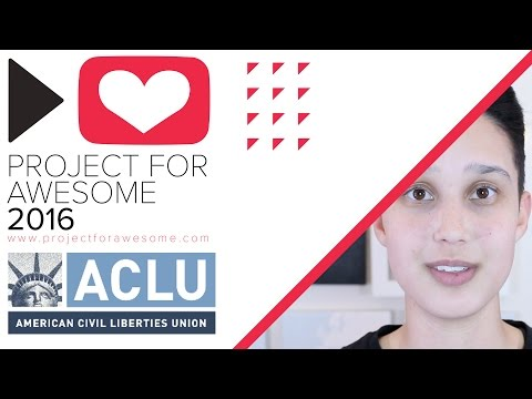 P4A 2016 // The American Civil Liberties Union (ACLU)