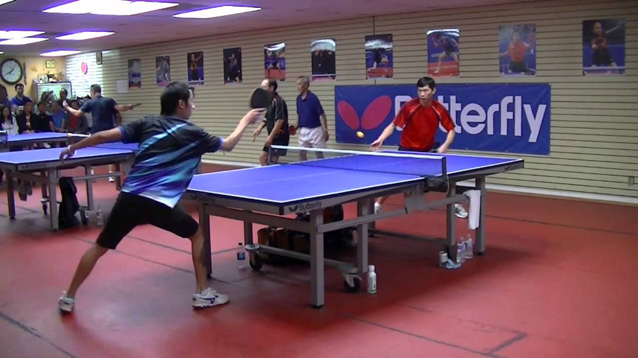 Westminster Table Tennis Club Thanksgiving Tournament