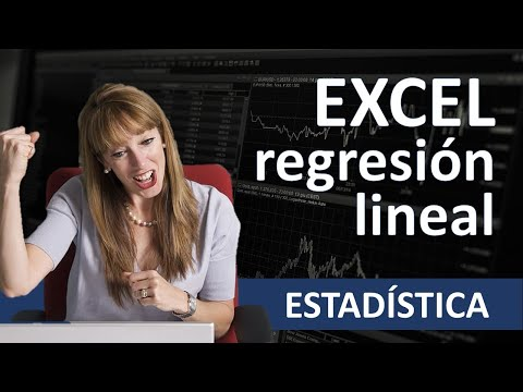 Excel - regresión lineal from YouTube · Duration:  6 minutes