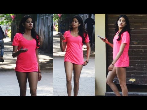 Jhanvi Kapoor's Hot Look During Her Gym Will Shock You