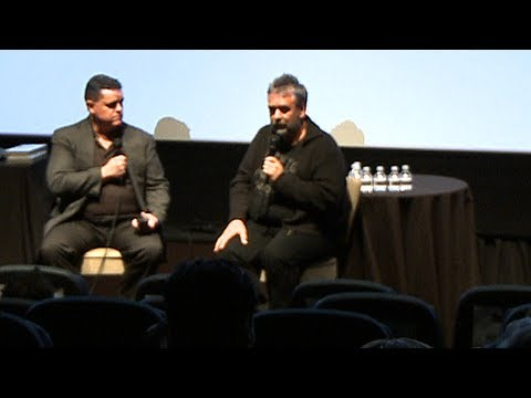 Director Luc Besson Talks The Lady at Deadline Hollywood Presents: The Contenders
