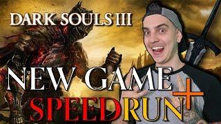 Dark Souls 3 - Speedrun (Pierwsza próba na NG+) - Na żywo