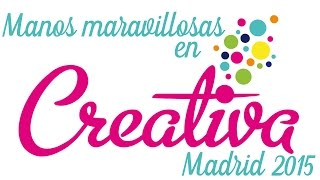 Feria Creativa Madrid 2015