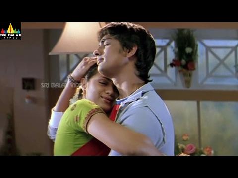 Nuvvostanante Nenoddantana   Siddharth And Trisha Scene   Sri Balaji Video