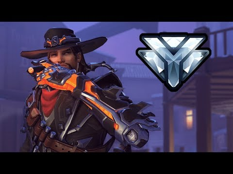 Overwatch Competitive #45: Season 7 Placements on Halloween!